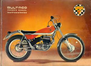 Model 80 250cc 1971