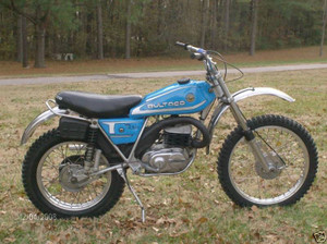 Model 187 250cc 1976