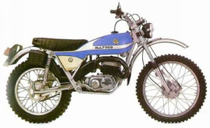 Model 116 350cc 1973