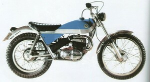 Model 99 350cc 1972