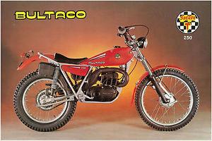 Model 198 250cc 1978