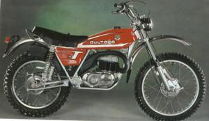 Model 165 250cc 1975