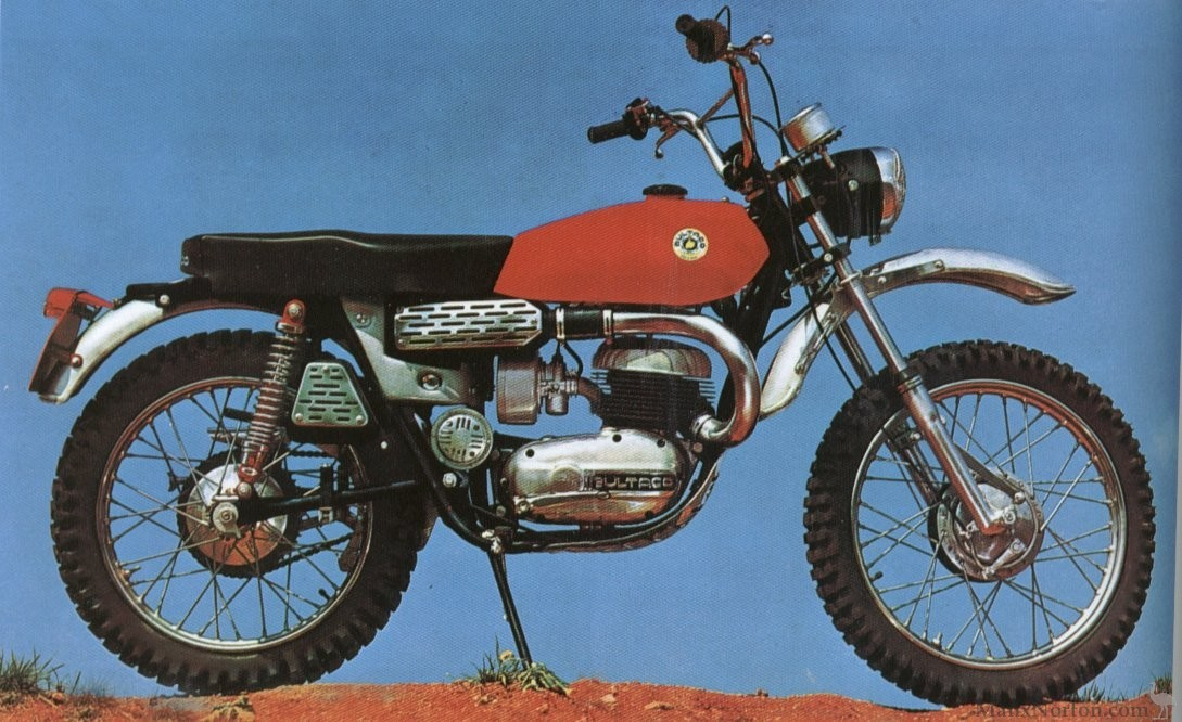 Model 28/57 175cc  1969-1972 MK2