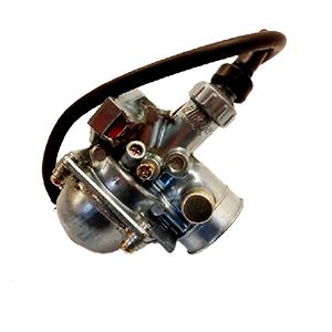 Carburators and Airbox