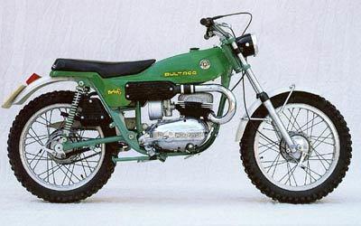 Model 108 75cc 1973-1976