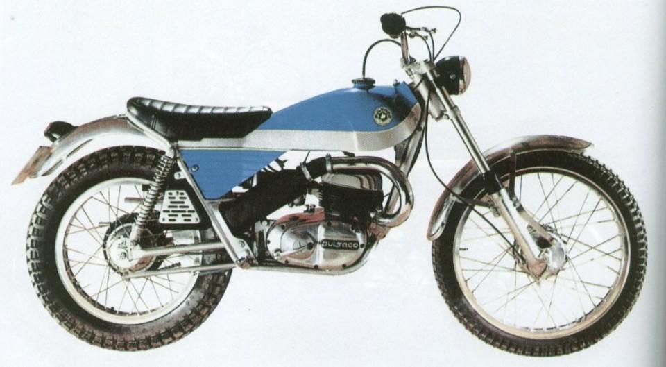 Model 85 250cc 1972