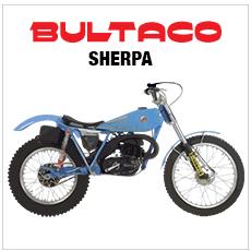 Bultaco Sherpa Models