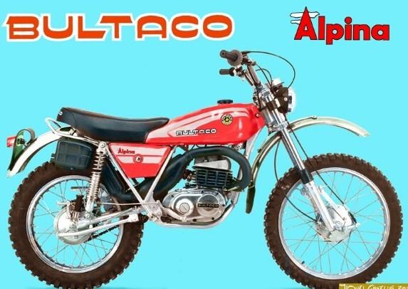 Model 166 350cc 1975