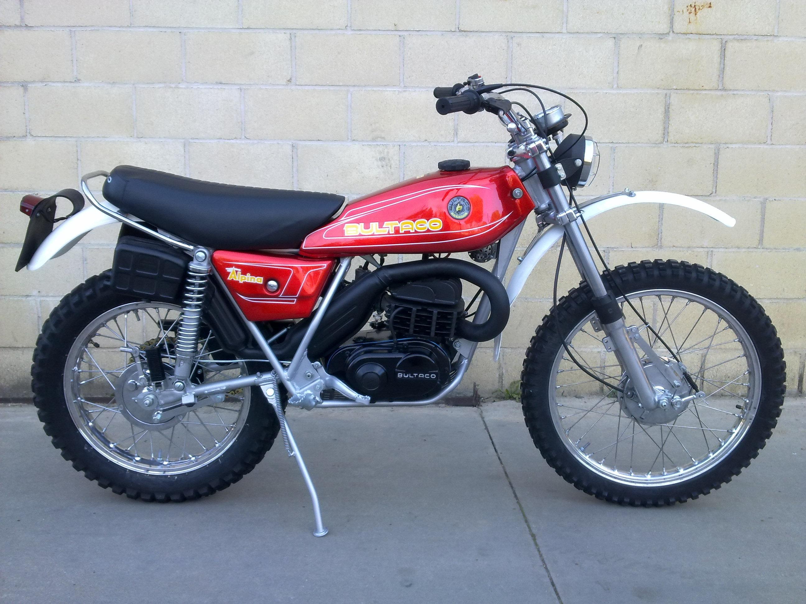 Model 213 350cc 1979