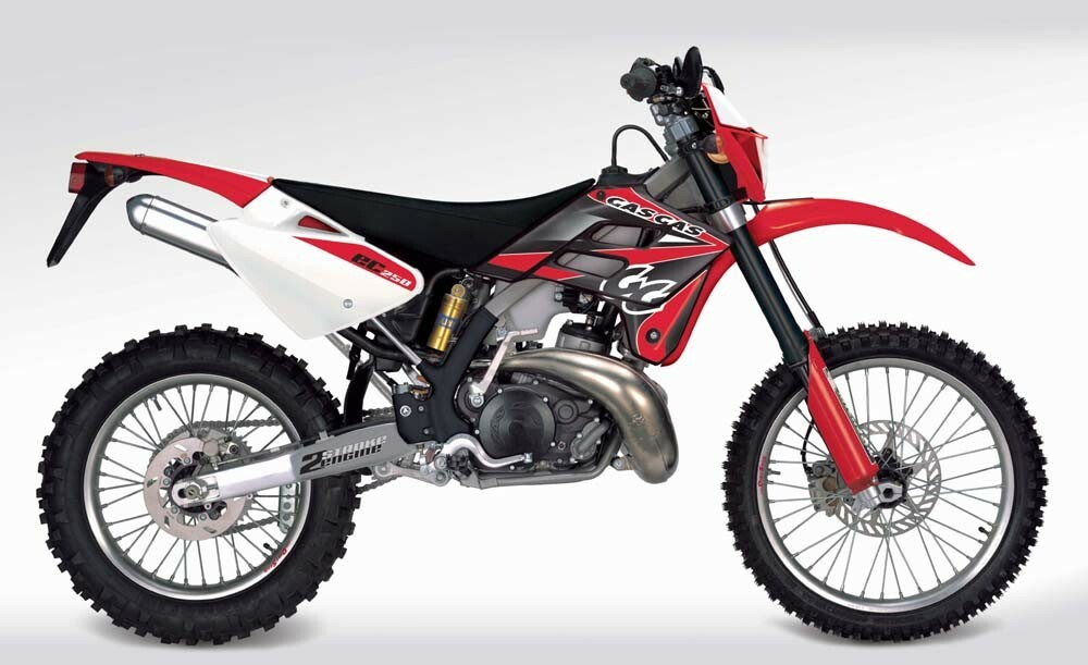 EC Enduro Decal Kits