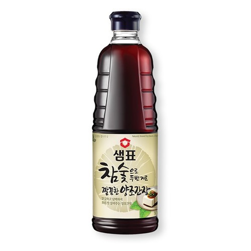SEMPIO Charcoal Brewed Soy Sauce 930ml*12