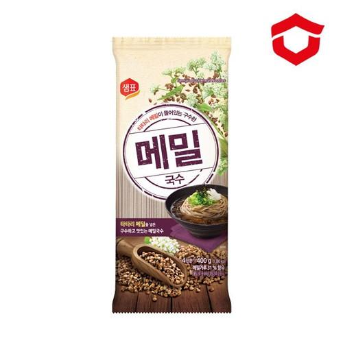 Buckwheat Soba Noodle_荞麦面条 400g