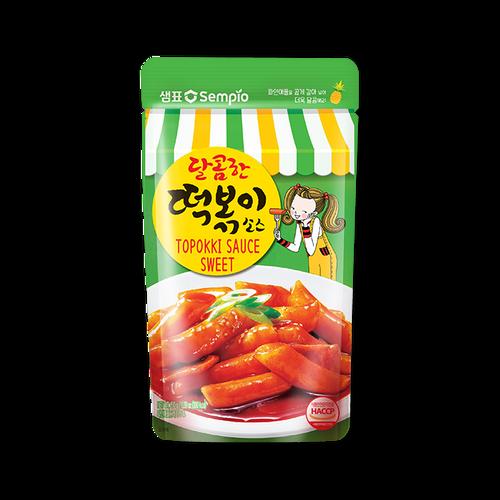 SEMPIO Sweet Tteokbokki Sauce 150g*6*4