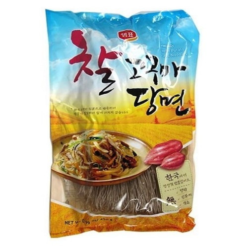 Sweet Potato Glass Noodle_红薯粉条 900g