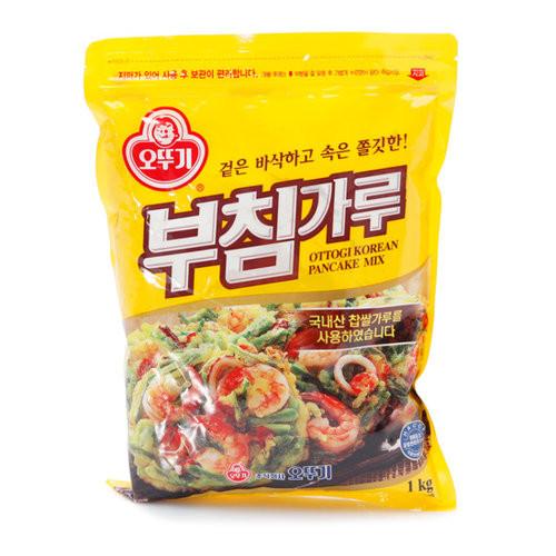 KOREAN PANCAKE MIX_韩式煎饼粉 1kg