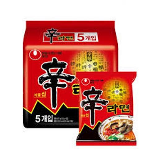 Nongshim Shin Ramen Multi (120g*5)