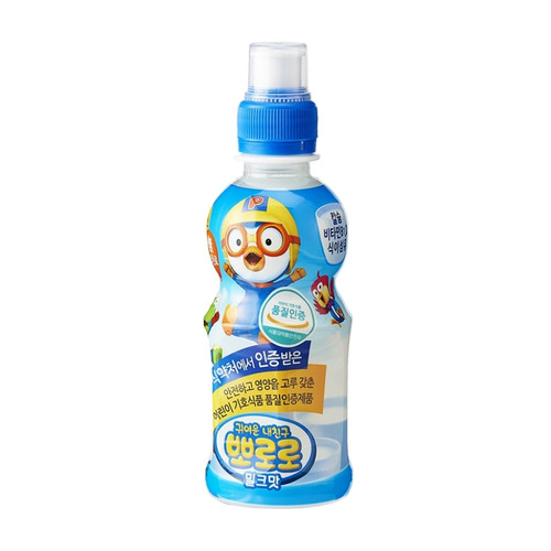 YAKULT Pororo Kids Drink [Milk] 235ml*24
