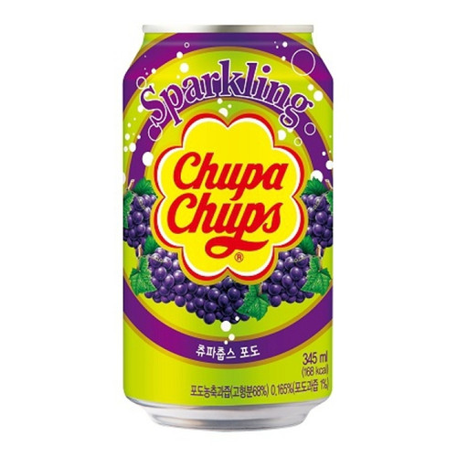 NAMYANG Chupachups Sparkling [Grape] 345ml*24