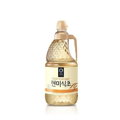 CHUNGJUNGWON Brown Rice Vinegar 1.8l*6