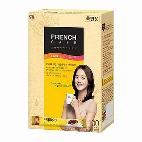 NY FRENCH CAFÉ COFFEE MIX(LATTE) 10.9g * 100 Sachet