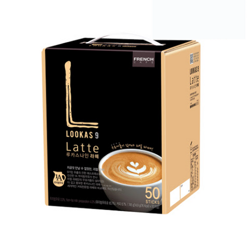 NY LOOKS9 COFFEE(LATTE) 14.9g * 50 Sachet