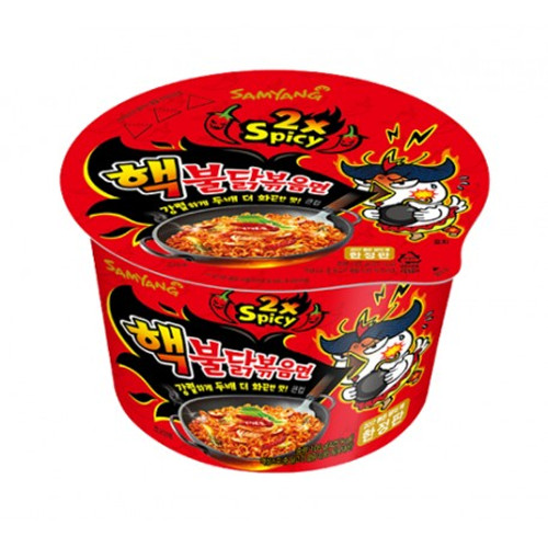 Samyang Hot Chicken CUP NOODLE 105g_Extremely Spicy