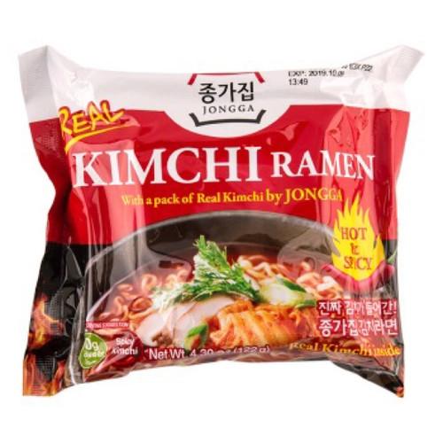 Jongga Real Kimchi Ramen 122g