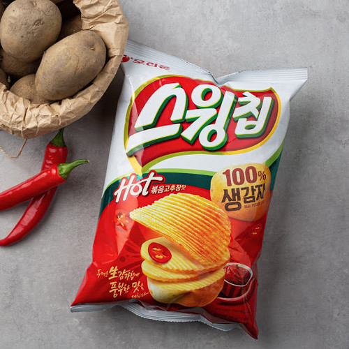 Orion Swing Chip (Spicy) 124g