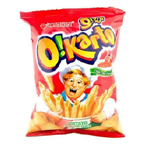Orion Oh! Karto (Chili) 115g