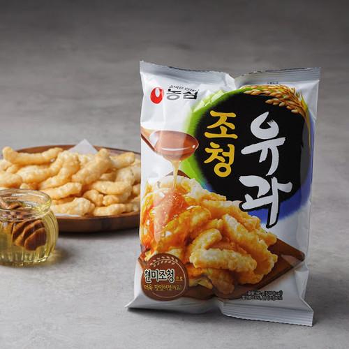 Nongshim Chochung U-Gua rice snack 290g