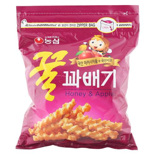 Nongshim Honey Twist Snack Family pack 285g