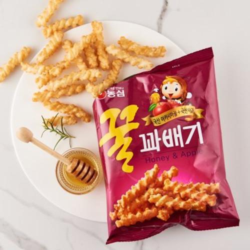 Nongshim Honey Twist Snack 75g