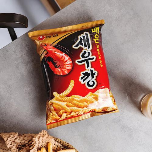 Nongshim Shimp Flavored Cracker(Spicy) 75g