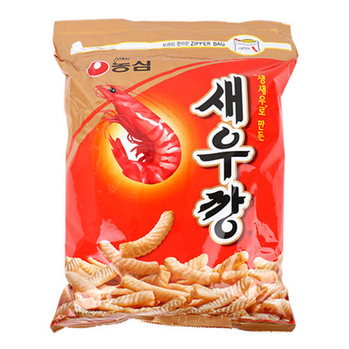 Nongshim Shimp Flavored Cracker Family Pack 400g