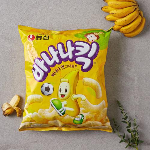 Nongshim Banana Kick Snack 45g