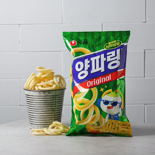 Nongshim  Onion rings 170g