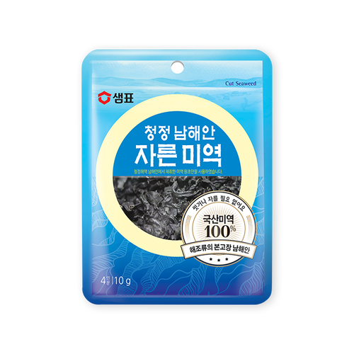 SEMPIO Cut Seaweed (10g*15)*5
