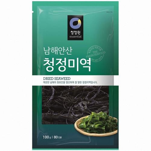 CHUNGJUNGWON Dried Seaweed 100g*24