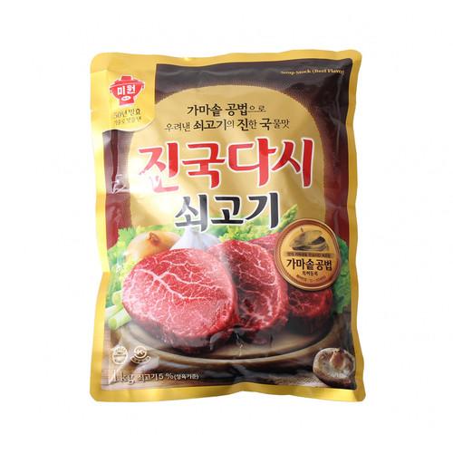 CHUNGJUNGWON Jingug Dashida Beef Flavour Seasoning 1kg*10