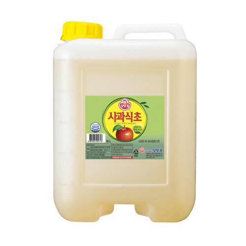 OTTOGI Apple Vinegar [Bulk] 15l