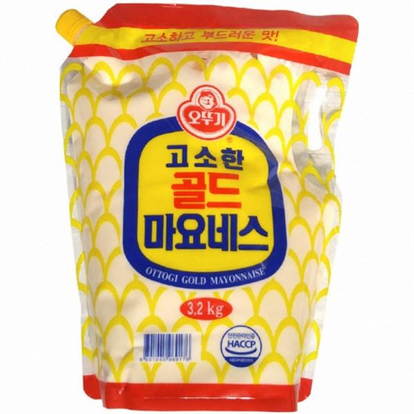 GOLD MAYONNAISE_蛋黄酱 3.2kg