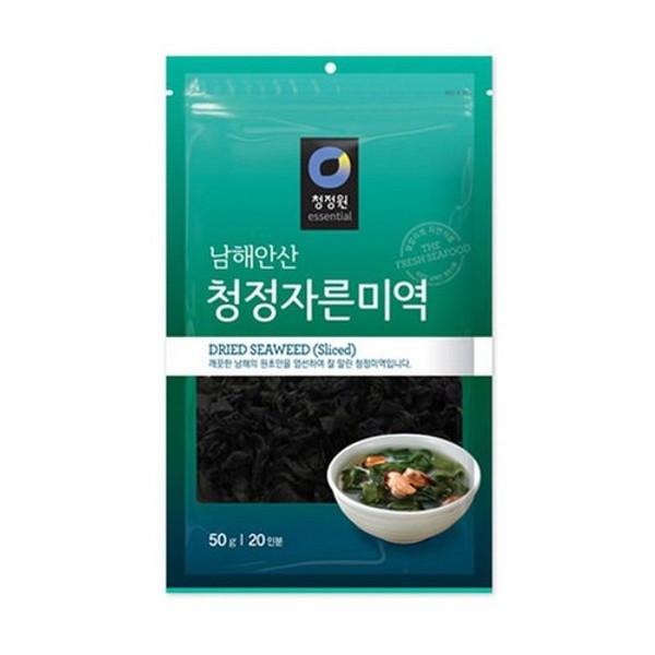 Dried Seaweed(Cut) 50g