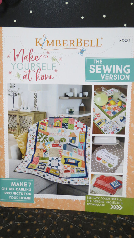 Make Yourself At Home       sewing version
