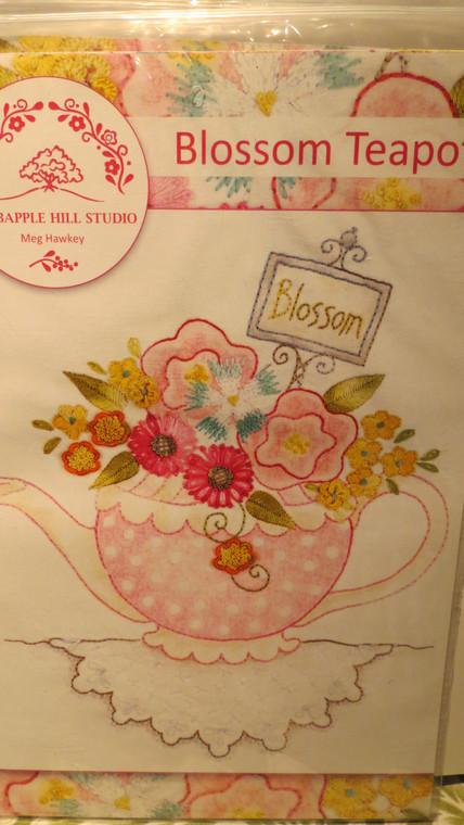 Blossom Teapot