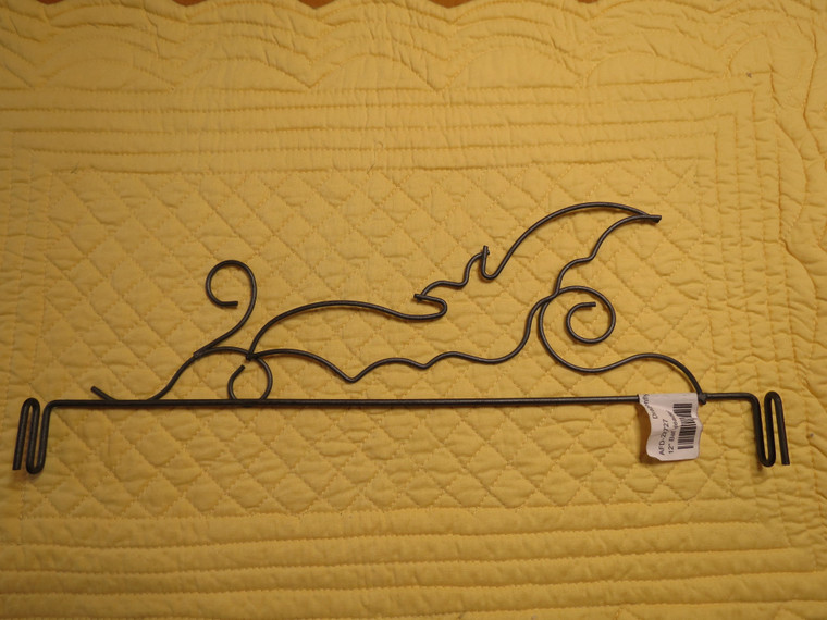 """12""""   Bat Header for 12"""" X 14"""" stand (sold separately)"""
