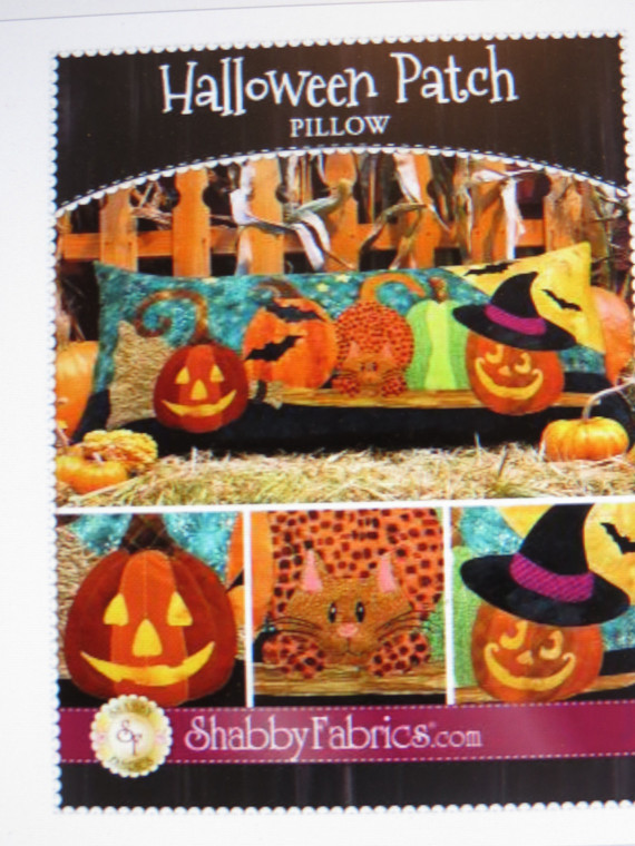 """A Year in Words - """"Halloween"""" Pillow"""