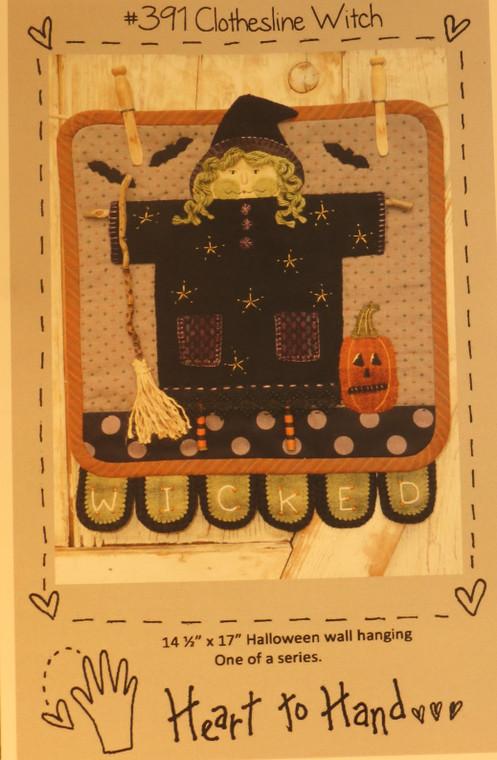 Clothesline Witch