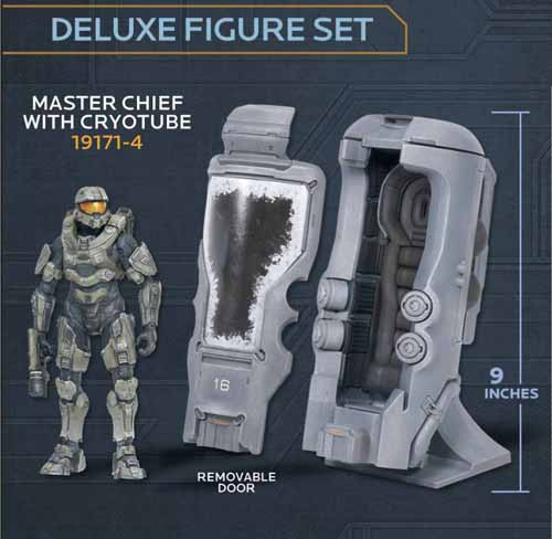 Halo 10th Anniversary Series 2 Action Figure Assortment (Pre
