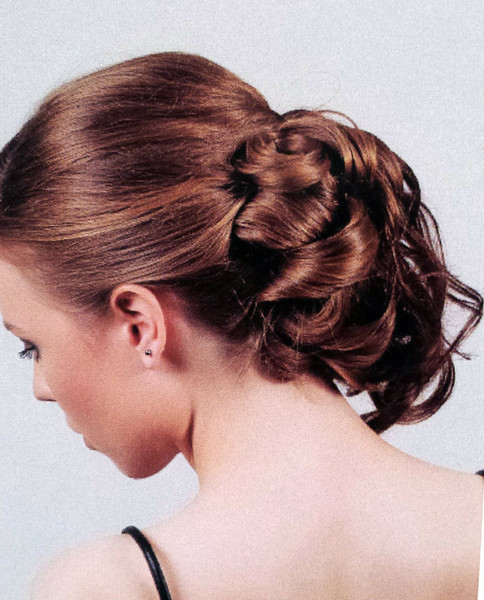 Hair Contrast Wedding Collection Single Tuft 12 cm 9 colours