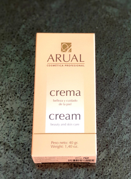 Arual Professional Hand and Body Cream